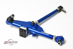 Megan 4pc Type2 Front Lower Control Arm + Tension Rod For 240sx S14 S15 Silvia
