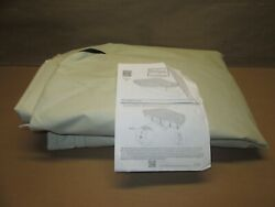 Bass Pro Boat Cover By Westland 166 To 17'5 Length, 78 Width, Beige