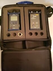 Ols Series Light Sources, Opm Series Optical Power Meter, Optical Loss Test Kits