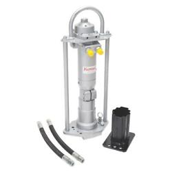 Greenlee Hpd-hv-u Sign Post Driver With Remote Control Valve And Ua Adp