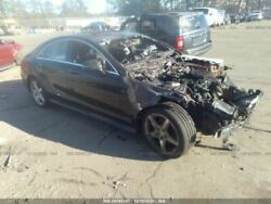 Engine Cls400 Awd 3.0l 15-16 Mercedes Cls-class Fire Sold As Is For Parts