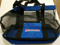 Costco Mesh Cooler Cold Bag Picnic? Lunch? 17X16quot; CE12 $16.09