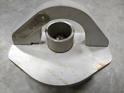 Coupler Lock For 2 Ball High Security Trailer 304 Stainless Steel Construction