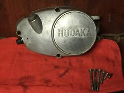 1967 Hodaka Ace 90 Clutch Cover W Dip Stick Right Side Engine Cover Ace90