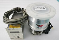 Osaka Tg350fvab Turbo Pump+tc353 Controller+cable, Working With 30 Days Warranty