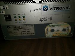 Vitronic Nexcom Industrial Embedded Controller Nise3100p2 System