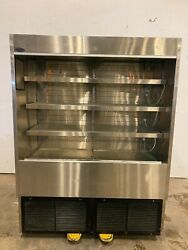Rpi Industries Scas60r-ii Food Service Refrigerated Display Case
