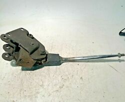 Hurst Competition 4 Speed Manual Shifter For Gm Trans-am Corvette