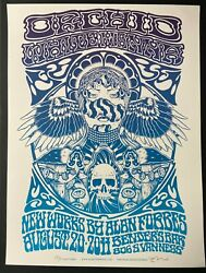 New Works By Alan Forbes San Francisco, 2011 Poster Signed Numbered Alan Forbes