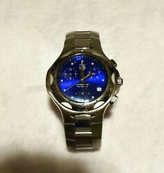 Tag Heuer Kirium Collector's Model Rare Find - Cl1112-0