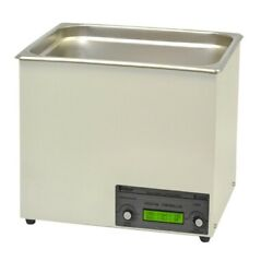 New Sonicor Digital Ultrasonic Cleaner W/timer And Heat 5 Gal Capacity S400d