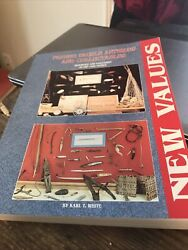 Fishing Tackle Antiques And Collectables Reference And Evaluation Of Pre-1960 T