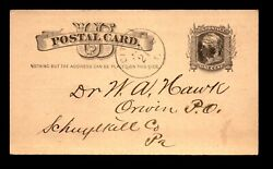 1885 T City And Leb Agt Rpo / Towle Unlisted Phil And Reading Rr Express - L22515