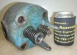 Head For 2-1/4hp Hercules Economy Hit And Miss Old Gas Engine Nice