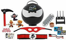 Kidz Tv Giant Mystery Ninjaball Includes Collectibles And Accessories | 3 Unique