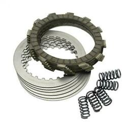 Tusk Clutch Kit With Heavy Duty Springs - Fits Honda Crf250r 2004-2009