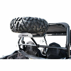 Tusk Spare Tire Carrier 12 + Wheels - Fits Polaris Rzr S 900 2015-2020