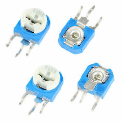 Rm063 Vertical Variable Potentiometer Trimmer Resistors Wh06 Pot 100Ω To 1mΩ