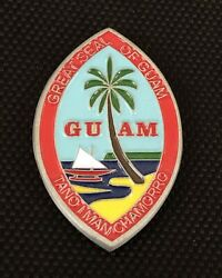 Usss Us Secret Service Guam Residence Office Challenge Coin