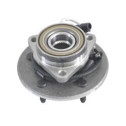 1997 1998 1999 2000 Ford F-150 Front Wheel Bearing And Hub -12mm Bolt Abs 4wd