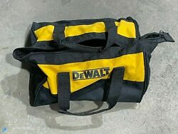 DeWALT Tool Bag Small Contractor Soft Storage Case Tote 20V 12V Drill Impact $6.99