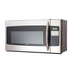 Smad Over-the-range Microwave Hood Combo W/ Vent Fan 1.6 Cu.ft. Stainless Steel