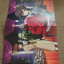 Code Geass Lelouch Of The Rebellion Double-sided Poster Anime Character Goods