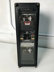 Ge General Electric 12jbcg53e27a Ground Directional Overcurrent Relay Type Jbcg