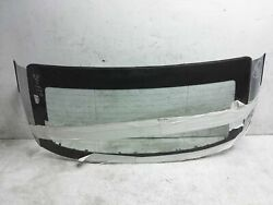 14 15 16 Bmw 428i Convertible Back Window Windshield Glass Dent On Panel