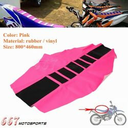 Seat Cover For Yamaha Yz Yzf Wr 250 450 Ttr110 Exc Xcw Xcf Sx-f Six Days 125 150