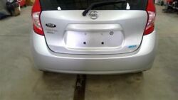 Rear Bumper Hatchback Note Without Side Sill Spoilers Fits 14-16 Versa 2120339