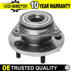 For 1999-2004 Jeep Grand Cherokee 4.0l 4.7l Front Wheel Bearing And Hub Assembly