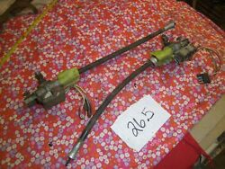 1957 1958 1959 Skyliner Retractable Fairlane Roof Locks And Cables W/switches Oe