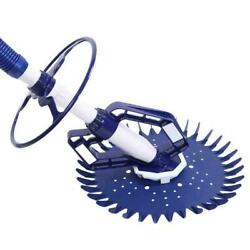 Automatic In-ground Pool Cleaner Suction-side Vacuum-generic Climb Pool Sweeper