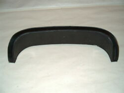 Nos Roadmaster Pedal Tractor Back Support Seat Back