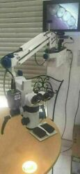Portable Wall Mount Ent Microscope - Ent Surgery Age03