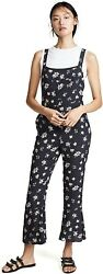 Flynn Skye 256867 Womenand039s Jay Overalls Jumpsuit And Rompers One Piece Size Medium
