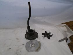 1957 Johnson Ad11 7.5hp Impeller Housing Assy 303442 Outboard Motor Evinrude