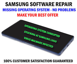 Samsung Missing Operating System Corrupted Software Repair Service Illinois Usa