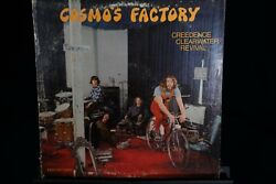 Creedence Clearwater Revival Andndash Cosmoand039s Factory Vinyl Record Vpi Cleaned