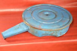 1965-1967 Ford 352 390 428 Air Cleaner Galaxie Montery Housing Lid Oem 6e Date