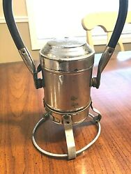 Vintage - Star Headlight And Lantern Company - Railroad Lamp - Made In Usa