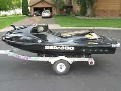 Sea-doo - 2012 Gtr 215 - Hull / Shell / Chassis With Registration
