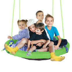 40 Flying Saucer Tree Swing Childrens Swing Easy Install Outdoor/indoor Play