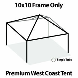 Replacement 10x10and039 Tent Frame For Premium West Coast Frame Tents