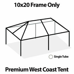 Replacement 10x20and039 Tent Frame For Premium West Coast Frame Tents