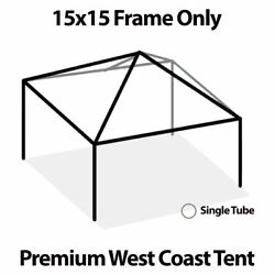 Replacement 15x15' Tent Frame For Premium West Coast Frame Tents