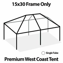 Replacement 15x30and039 Tent Frame For Premium West Coast Frame Tents