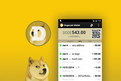 80 Dogecoins Doge Fast Crypto Mining Contract - 7200 Dont Miss The Train
