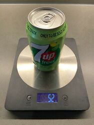 Unopened Sealed 7up Can - Factory Error Almost Empty - Super Rare